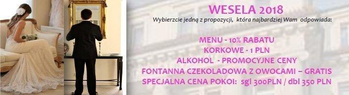 Wesela 2018 Wroclaw