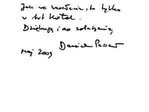 Daniel Passent