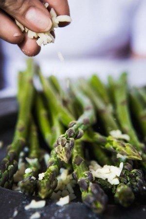 The aspargus season has started