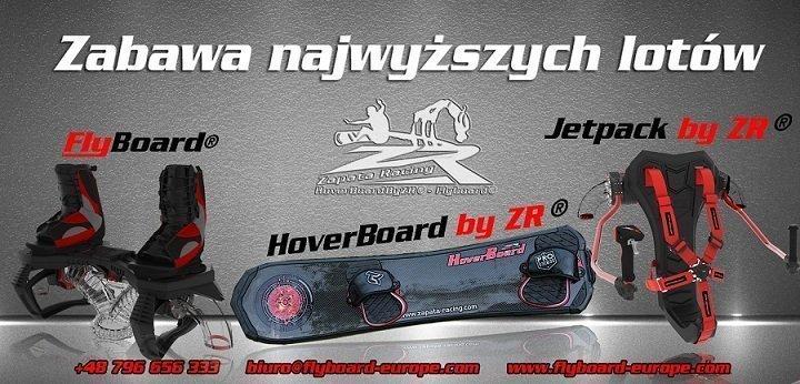 Flyboard Zalew Zegrzyński Hotel 500