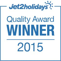 Jet2holidays Quality Awards 2015