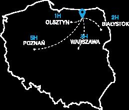 Mapa lokalizacji Kamień