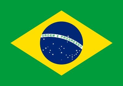 Flaga Brazylia
