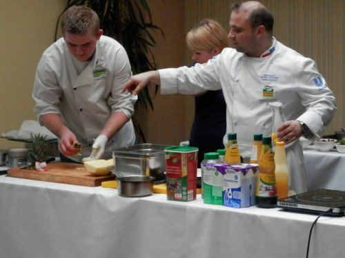 Pokaz Knorr