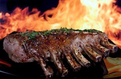 Żeberka BBQ - Kuchnia Amerykańska