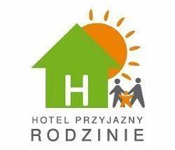 Logo Hotel Przyjazny Rodzinie