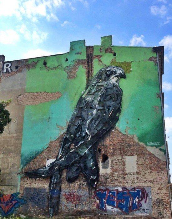 Mural Jerzyk