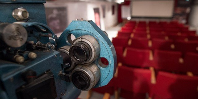 Stare Kino Old Cinema sala kinowa