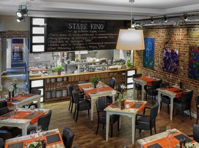 Restauracja Stare Kino Łódź