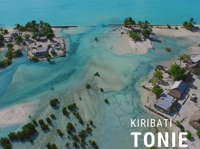 Pokaz specjalny filmu Kiribati Tonie