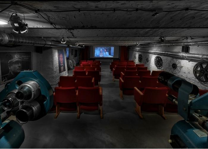 Kino w centrum Łodzi