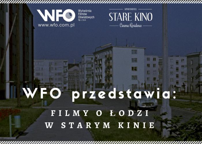Wytwórnia Filmów Oświatowych w Starym Kinie!