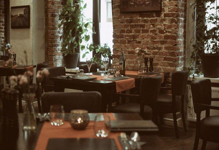 Restauracja w centrum Łodzi