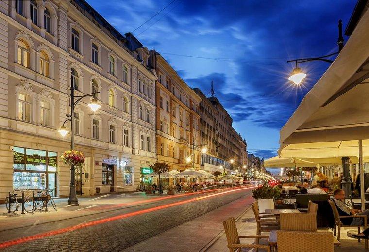 Poznaj Łódź - ulica Piotrkowska