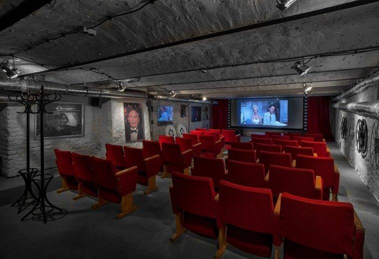 Sala kinowa Stare Kino Łódź