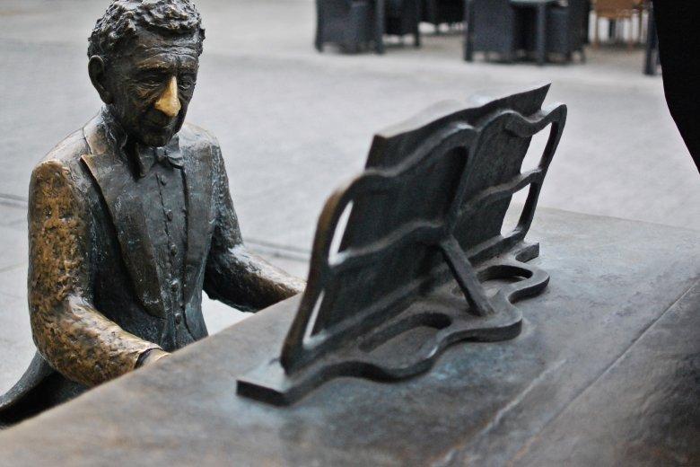 Fortepian Rubinsteina - Galeria Wielkich Łodzian