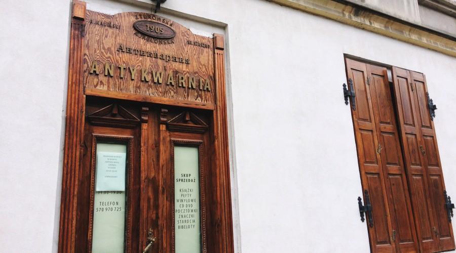 Antykwariat Antykwarnia Łódź