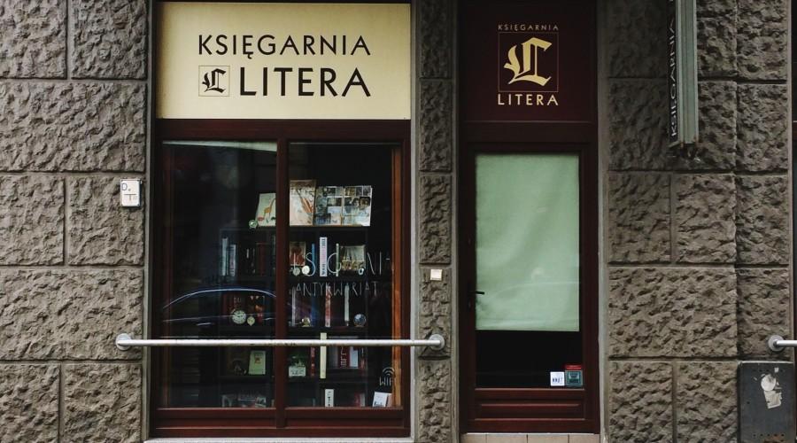 Księgarnia Litera Cafe