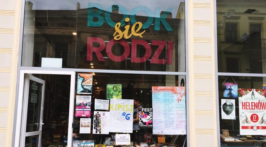 Antykwariat Book się rodzi Łódź