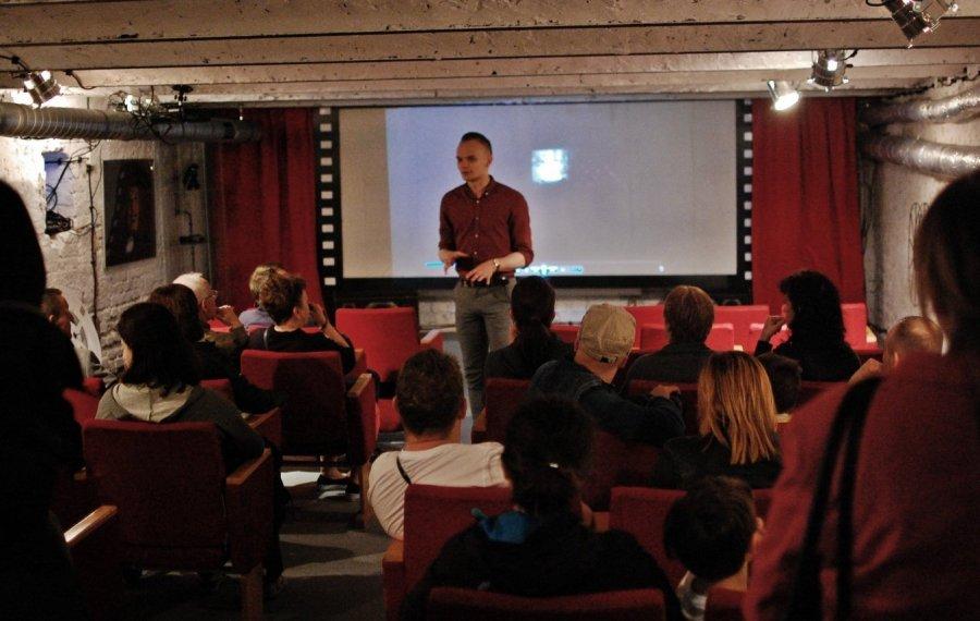Noc Muzeów w Łodzi - Stare Kino