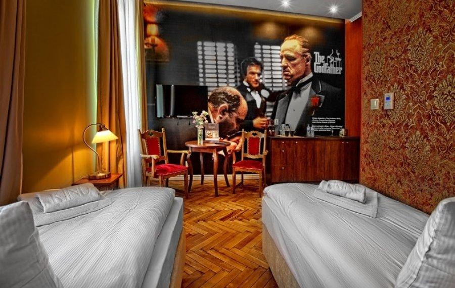 Hotel Stare Kino Łódź