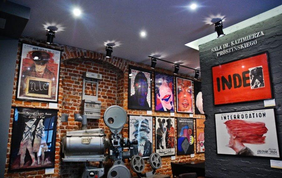 Galeria Plakatu Filmowego w Łodzi