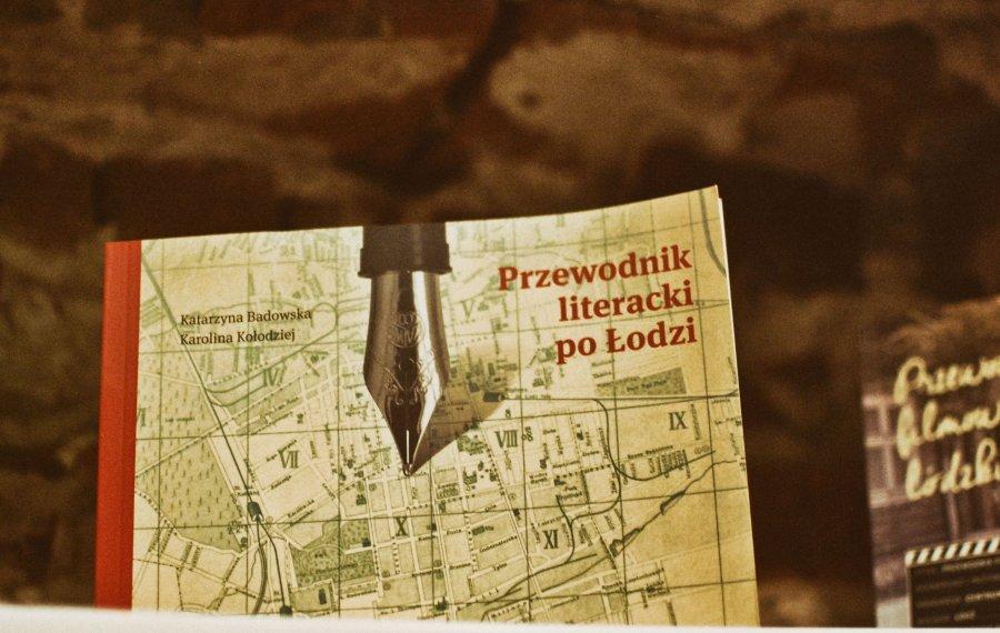 Przewodnik literacki po Łodzi - pomysł na prezent