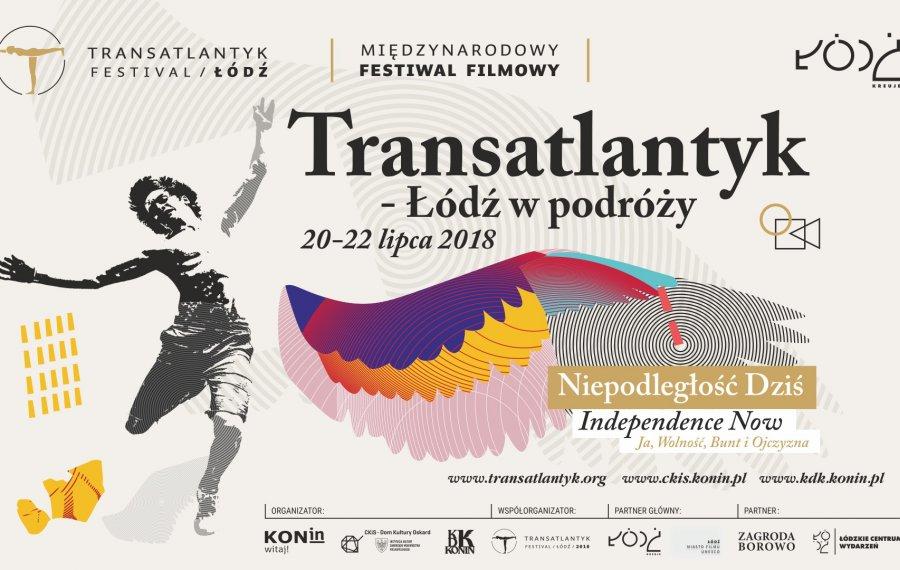 Transatlantyk festiwal Łódź