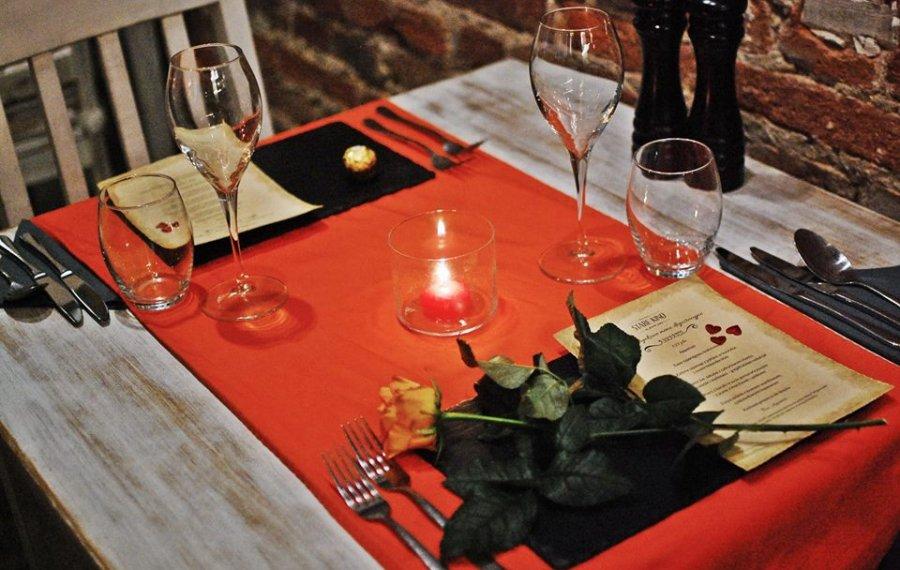 Walentynki w restauracji Stare Kino Łódź