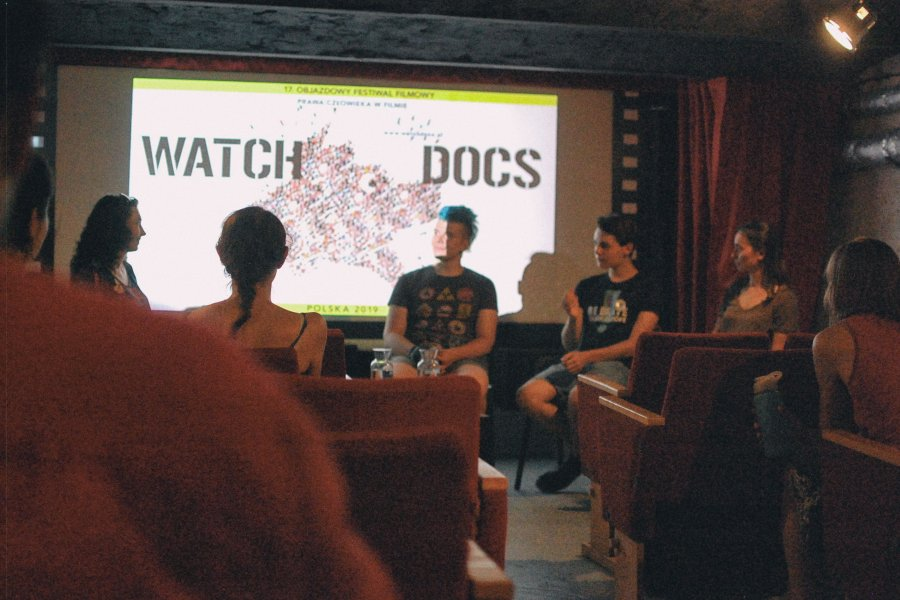 Watch Docs 2019 Łódź