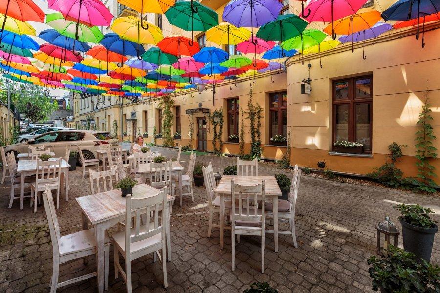 Restauracja Stare Kino Łódź Centrum