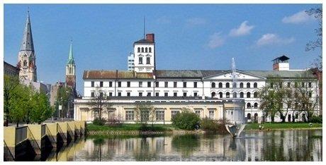 Łódź Przemysłowa - Centralne Muzeum Włókiennictwa