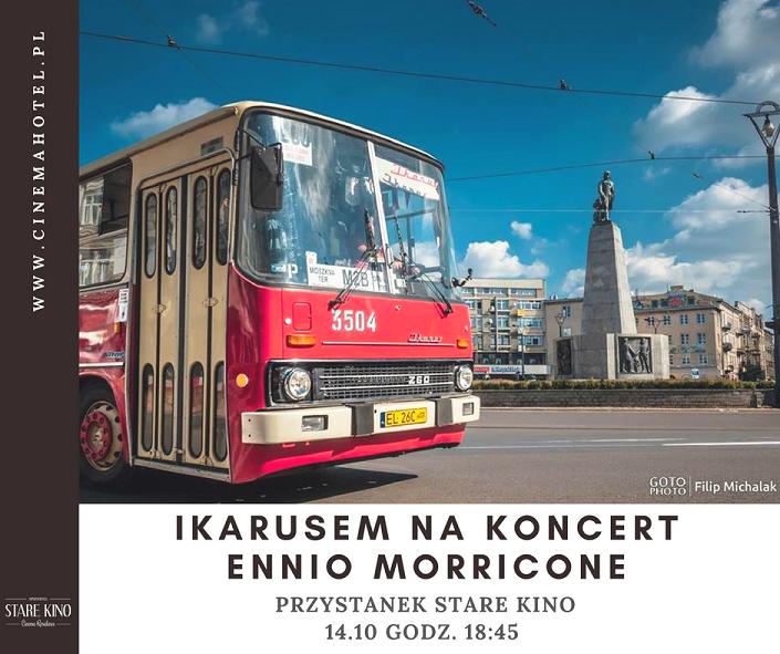 Ikarusem na Koncert Ennio Morricone