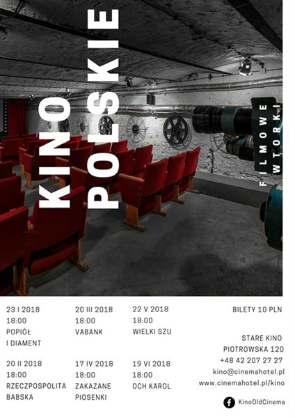 Stare Kino repertuar 2018