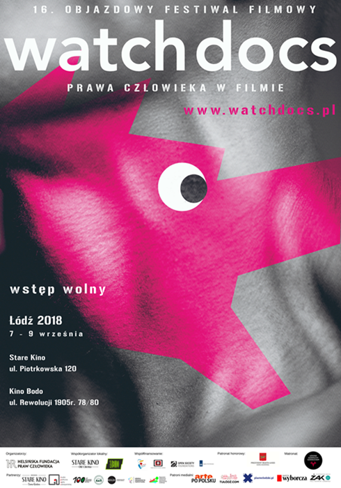 Watch Docs Łódź Plakat