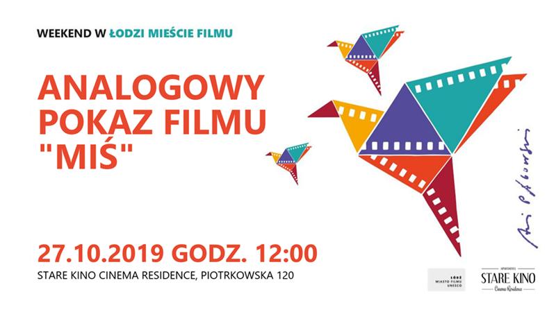 Weekend w Łodzi Mieście Filmu