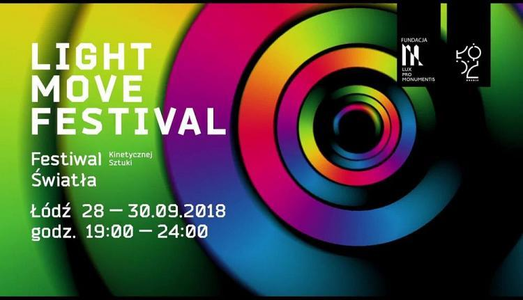 Light Move Festiwal 2018
