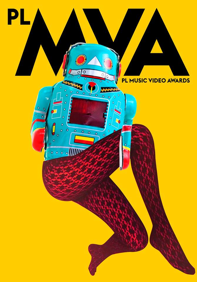 PL MUSIC VIDEO AWARDS plakat