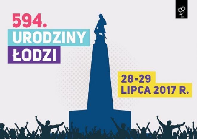 Stare Kino - 594. urodziny Łodzi