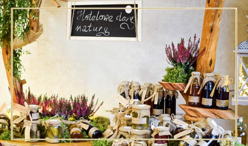Hotelowe dary natury w Hotelu Klimek SPA