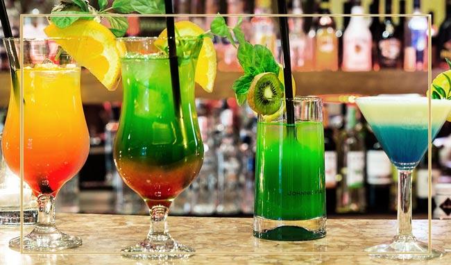 Wiosenne drinki i napoje w Hotelu Klimek SPA