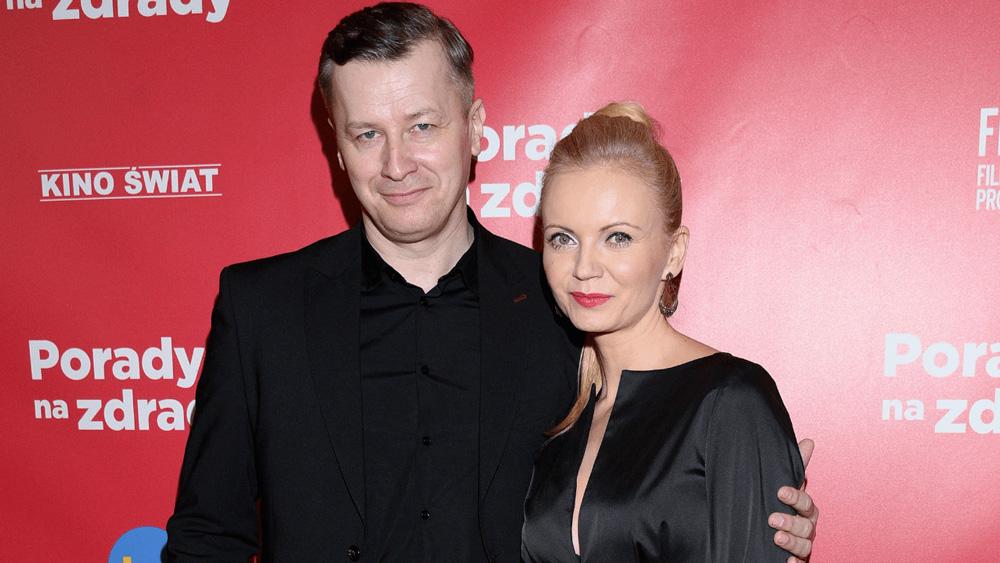 Olga Borys i Wojtek Majchrzak