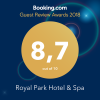 Booking.com - GUEST REVIEW AWARD 2018