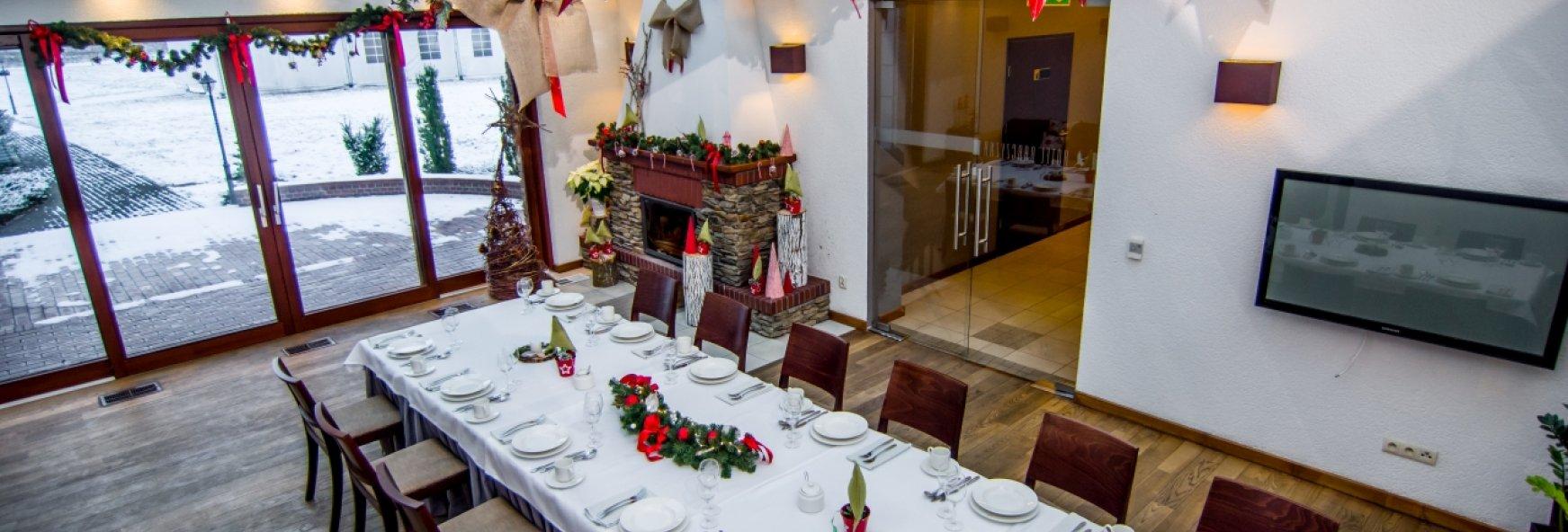 Catering Świąteczny dla Firm