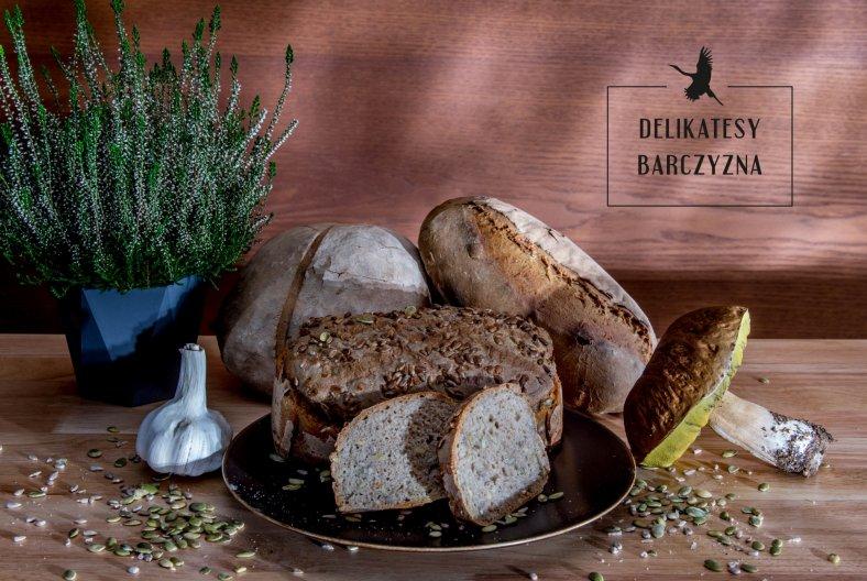 Tradycyjne pieczywo na naturalnym zakwasie