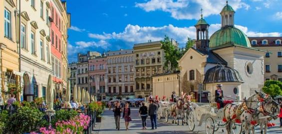 Gdzie zjeść w Krakowie? Podpowiadamy!