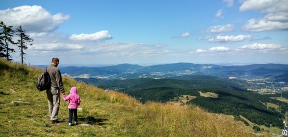 Wyjazd z dziećmi w Tatry