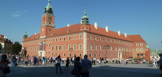 Co zobaczyć w Warszawie w weekend?