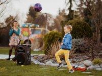 Galeria_Urodzinowy pokaz dryblowania piłką Dariusza Kołodziejczyk
