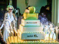 10th Aureus anniversary